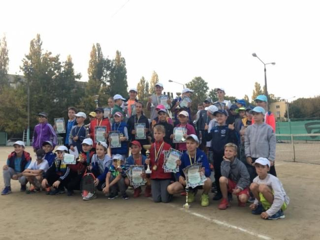 На первенстве области по теннису больше всего побед досталось измаильчанам!