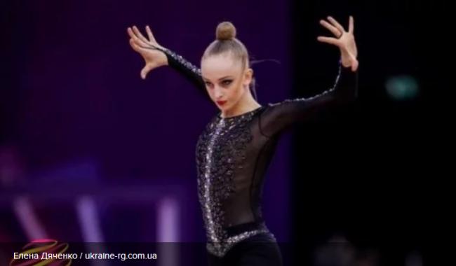 Украинские гимнастки завоевали 5 медалей на гран-при в Чехии
