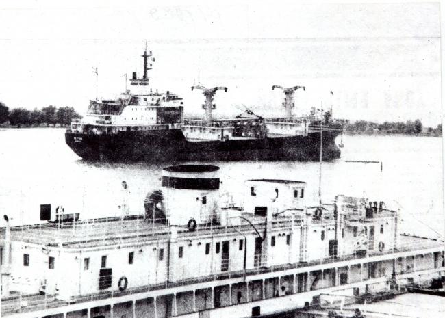 Из истории припортового района