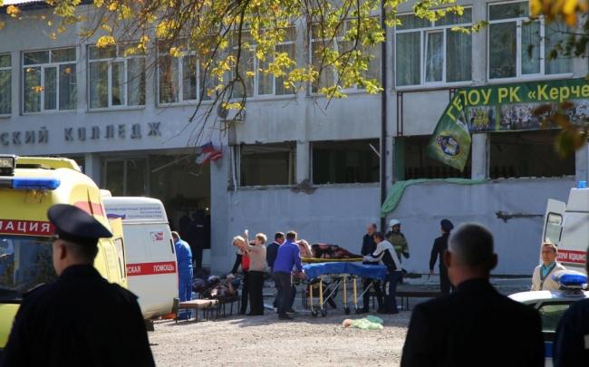 Названы возможные мотивы студента, устроившего массовый расстрел в Керчи