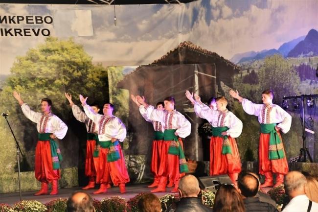Ребята из Каменки выступили в Болгарии