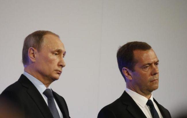 Россия ввела санкции против 322 украинцев и 68 компаний