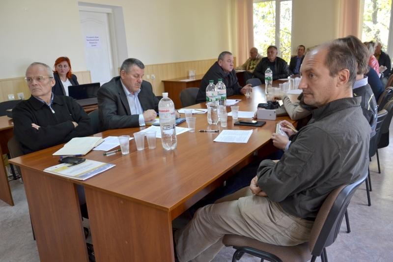 В Придунавье избрали новый состав бассейнового совета Нижнего Дуная