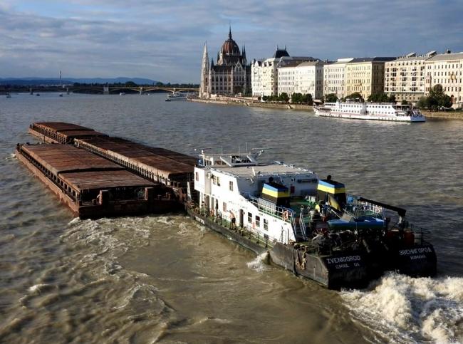 Украинское Дунайское пароходство увеличило чистую прибыль в 2,7 раза в третьем квартале