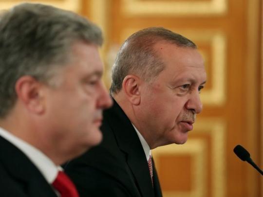 Турция передала России список украинских политзаключенных для освобождения