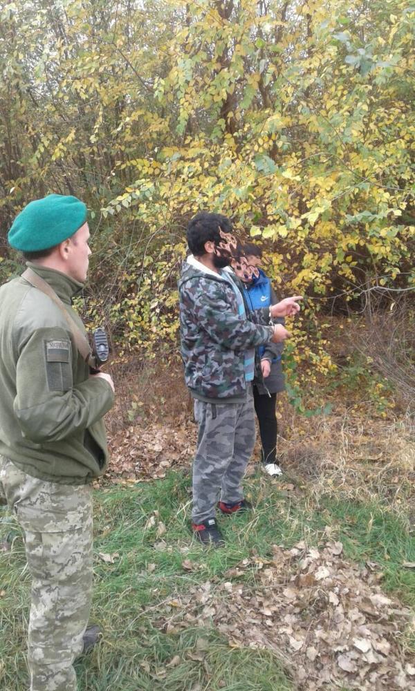 На украинско-молдавской границе задержана супружеская пара из Молдовы