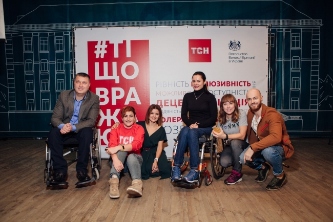 Ренийский мэр Игорь Плехов принял участие в телевизионном проекте «Ті, що вражають»