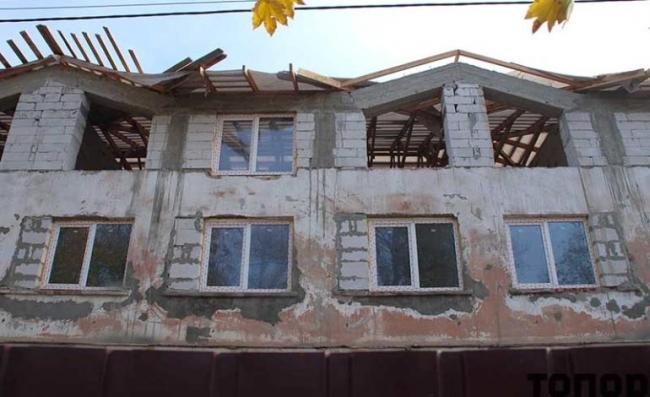 Измаильские строители бросили неоплаченную работу в Болграде