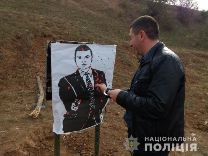 Измаильские полицейские совершенствовали навыки по стрельбе