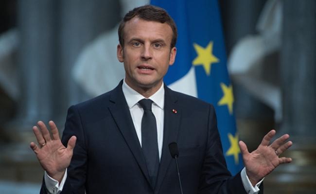 Европе нужно создать собственную, независимую от США, армию, - Макрон