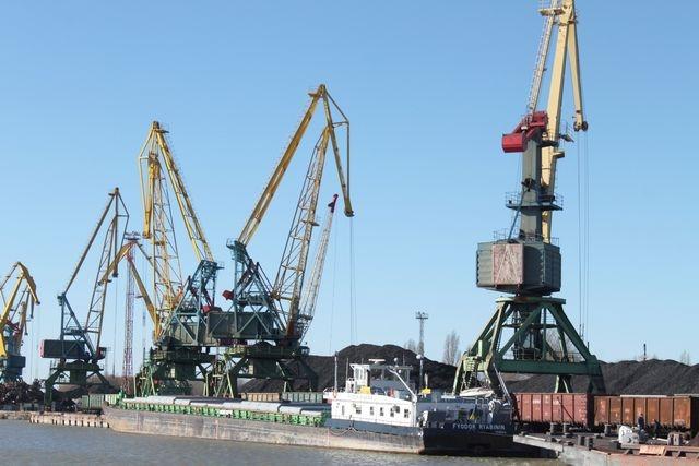 Измаильский порт – шестой!