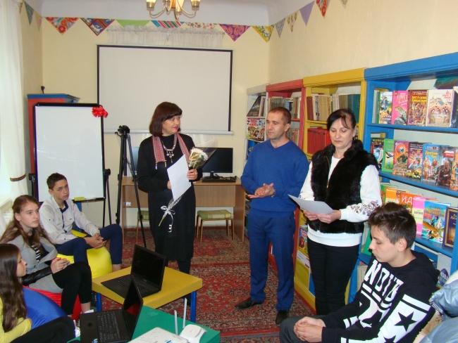 В Ренийской детской библиотеке появился культурно-образовательный медиа-центр
