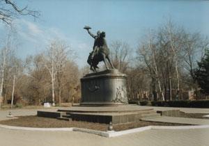 Памятник, без которого немыслим Измаил