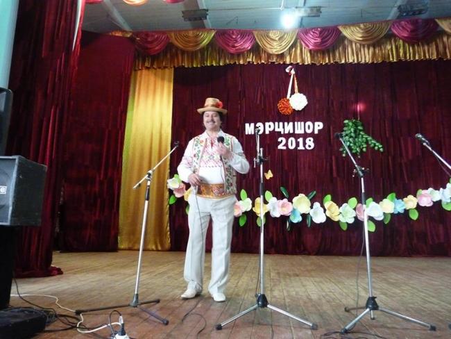Маэстро молдавской песни