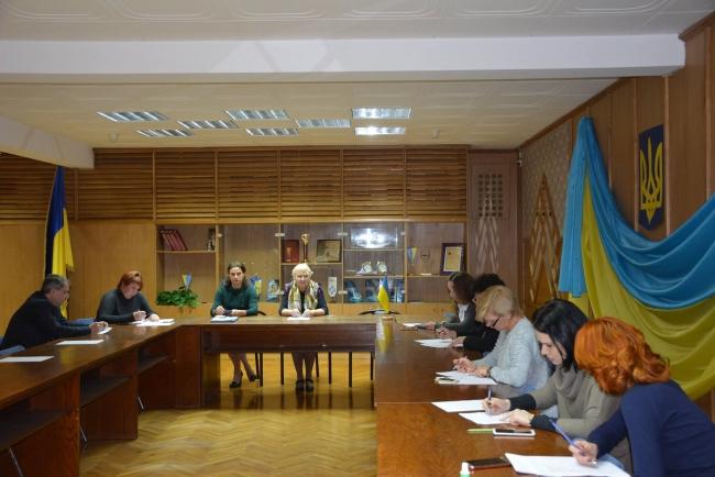 В УДП в преддверии Дня украинской письменности и языка прошла проверка знаний