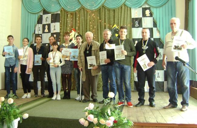Первенство Одесской области по шахматам: финиш!