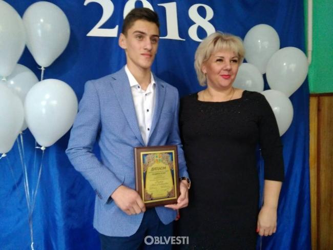 «Человеком года» Ренийского района стал юный боксёр Иван Памбук