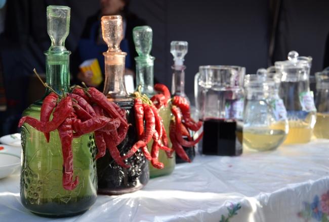 Всё как для себя: лучшие вина и закуски – от участников винного фестиваля в Болграде