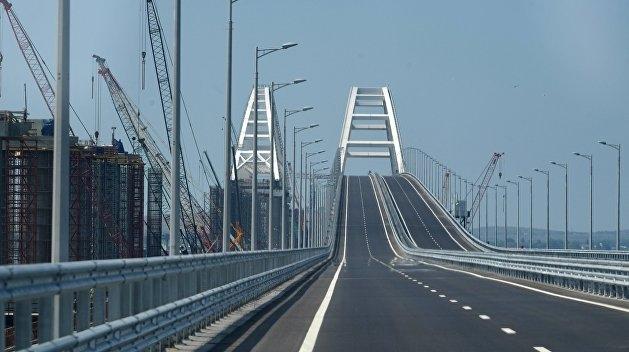 В Казахстане едва не разгорелся дипломатический скандал из-за фотографии Крымского моста
