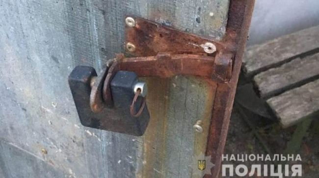 Около тонны металлических изделий похитили из гаража килийца двое злоумышленников.