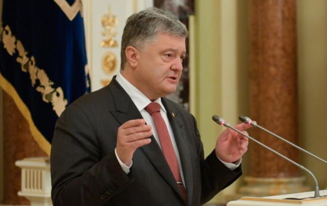 Иерархи УПЦ МП на встрече с Порошенко заявили о давлении Москвы
