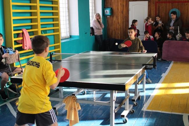 В Измаиле прошло первенство области по настольному теннису