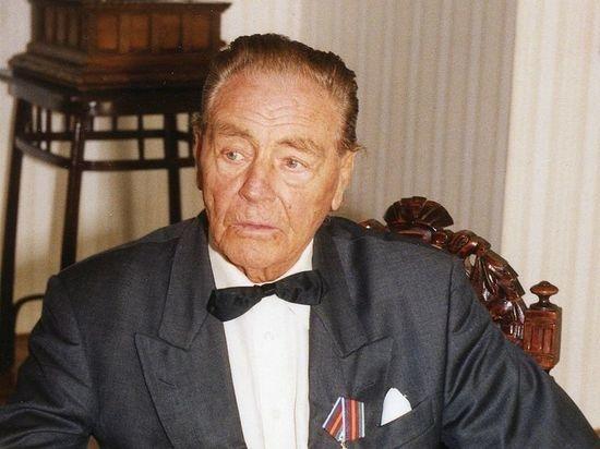 Ушёл из жизни барон Эдуард фон Фальц-Фейн, меценат и выходец из семьи почётных граждан Одессы