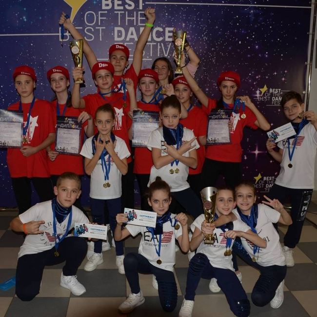 Юные измаильчане отличились на танцевальном фестивале