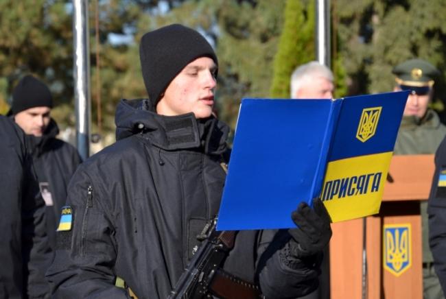 Присяга морских пограничников и неожиданное признание матроса Голобородько
