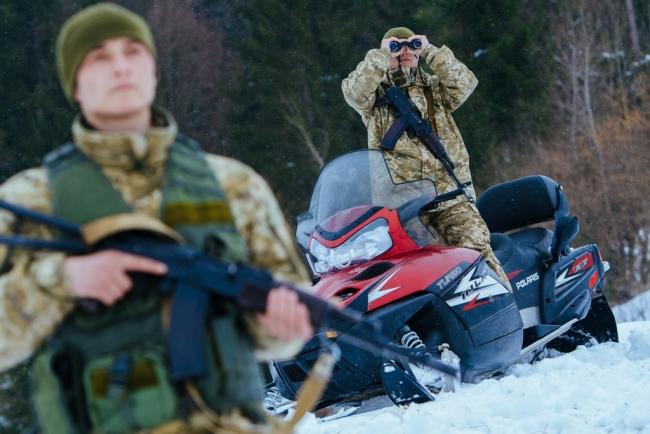 Пограничники укрепили позиции на границе с Румынией из-за активизации контрабандистов