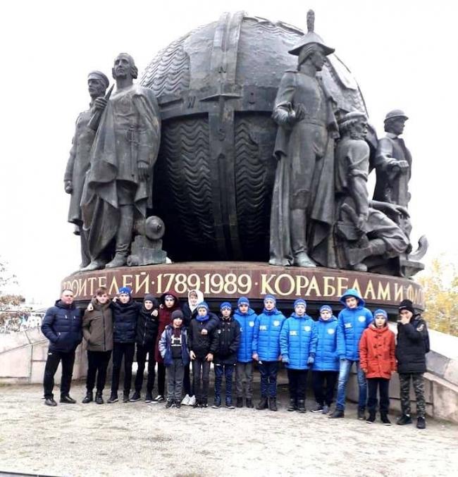 """В городе корабелов - Николаеве наш """"Дунай"""" защищал школу измаильского футбола!"""