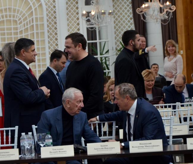 Первое заседание Совета регионального развития в Одесской области
