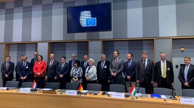 Украина усиливает участие в реализации Стратегии ЕС для Дунайского региона, - Владимир Омелян