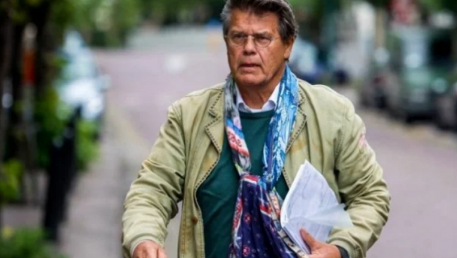 """В Нидерландах мужчина пытался """"омолодить"""" себя на 20 лет необычным способом"""