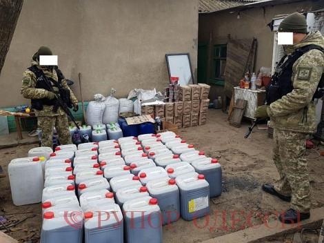 В Измаиле обнаружены источники нелегальной продукции
