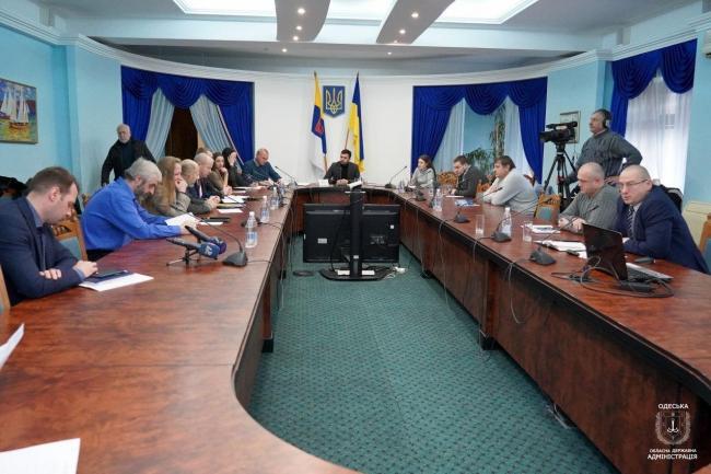 В Одесской области работает группа по защите журналистов и свободы слова