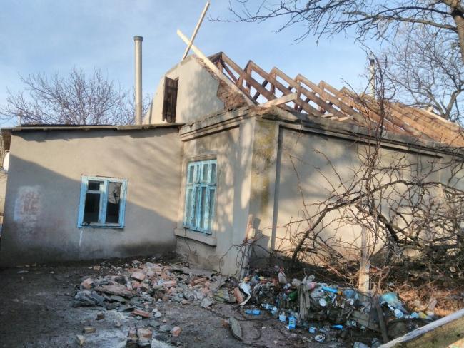 В Утконосовке идёт ремонт дома для врача