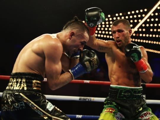 Ломаченко победил Педрасу и стал чемпионом мира по версиям WBA и WBO