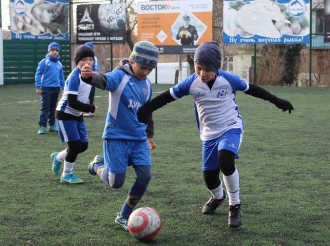 Детско-юношеская футбольная лига назвала победителей осеннего первенства