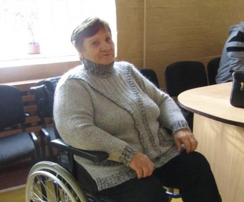 Председатель Килийского районного общества инвалидов награждена орденом княгини Ольги
