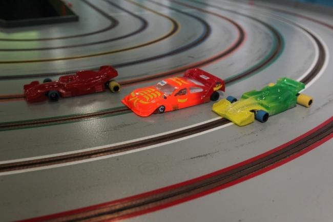 Соревнования автотрассовиков в Чернигове