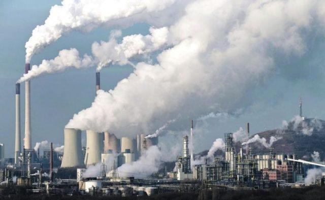 Экологи шокированы количеством вредных выбросов в городах Украины