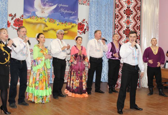 В Измаиле прошёл концерт в поддержку пленных моряков