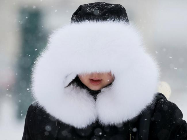 На следующей неделе ожидаются сильные морозы