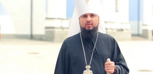 На Объединительном соборе избран глава Украинской церкви