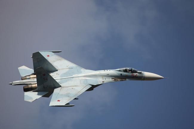 Командование ВВС назвало имя пилота, погибшего при крушении Су-27 в Житомирской области