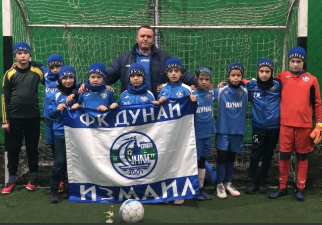 """На одесских соревнованиях по футзалу наша команда стала """"золотой серединкой"""""""