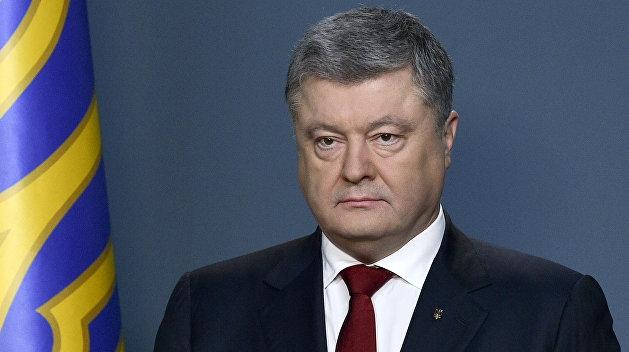 Президент Украины пообещал не продлевать военное положение