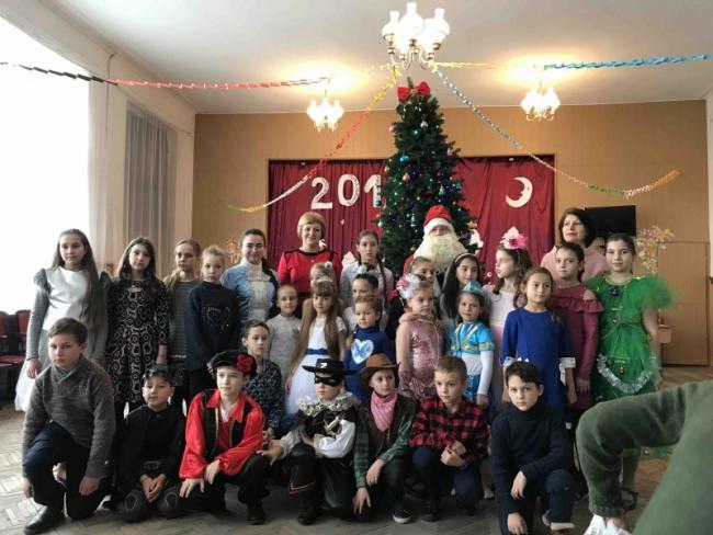 Новый год по-болгарски