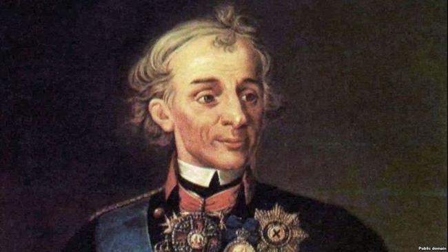 Нужны ли Украине памятники Суворову
